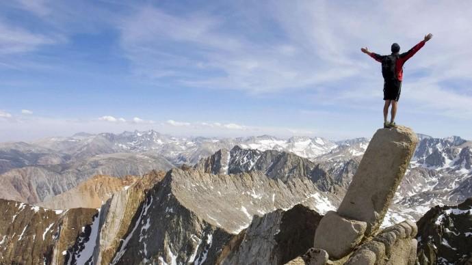 Изучение языков как восхождение в гору